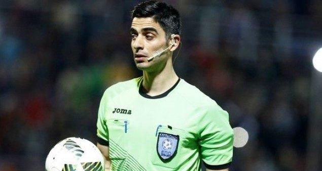 O Παπαδόπουλος «σφυρίζει» την ΑΕΚ στην Τρίπολη