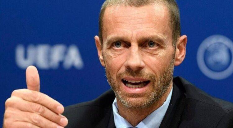 Τσέφεριν: «Δεν θα χρησιμοποιηθεί το VAR φέτος στο Champions League»