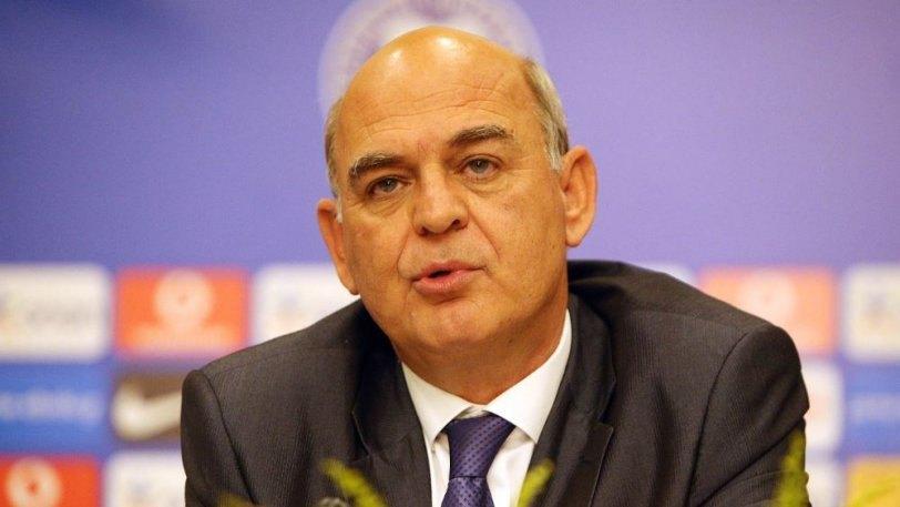 Γραμμένος: «Καλώ όλους τους εμπλεκόμενους στο ελληνικό ποδόσφαιρο να προστατεύσουν το άθλημα»