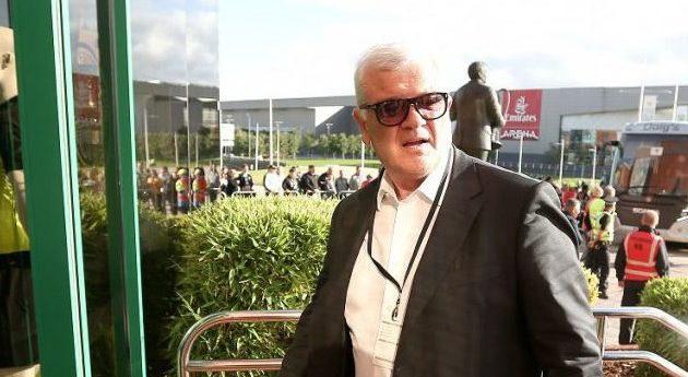 Μαζί με την ομάδα ο Μελισσανίδης στο γήπεδο (VIDEO)