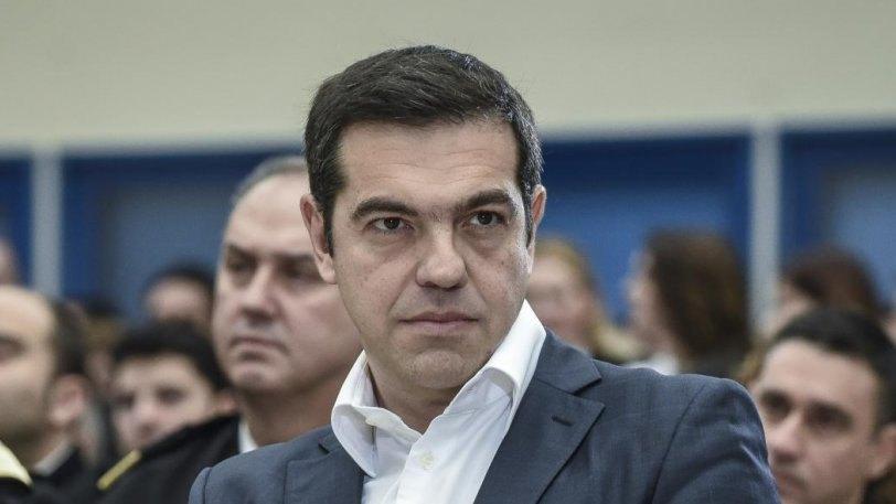 """Τσίπρας: """"Η μείωση της ανεργίας αποτυπώνει την αλλαγή σελίδας»"""