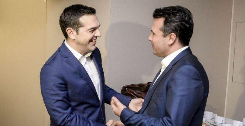 Κερδίζει έδαφος το «ναι» για τη συμφωνία στην ΠΓΔΜ