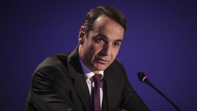 Μητσοτάκης: «Εκλογές, όχι δημοψήφισμα για το Μακεδονικό»