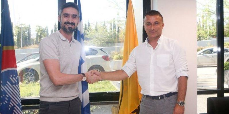 Λυμπερόπουλος, Ματιάσεβιτς, Ασλανίδης και Λυσάνδρου στο Aγιαξ-ΑΕΚ του Youth League