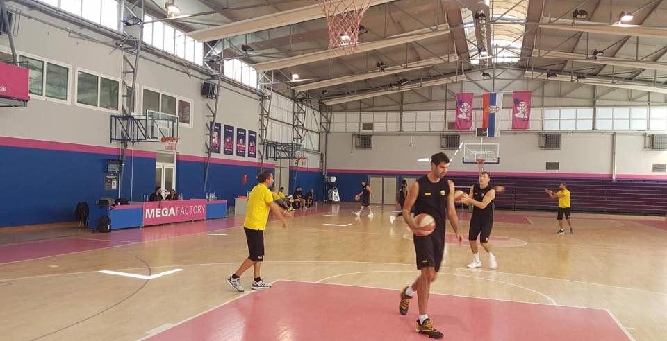 Συνεχίζει τις προπονήσεις στο Βελιγράδι η ΑΕΚ! (ΦΩΤΟ)