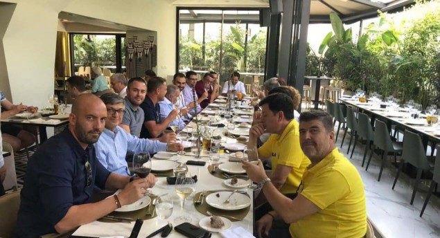 Ετσι υποδέχτηκε η Κύπρος τις ομάδες του τουρνουά! (ΦΩΤΟ)