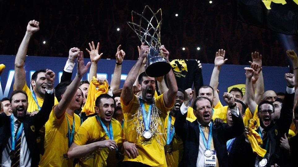 Βραβεύεται η «Βασίλισσα» για την κατάκτηση του Κυπέλλου και του Basketball Champions League