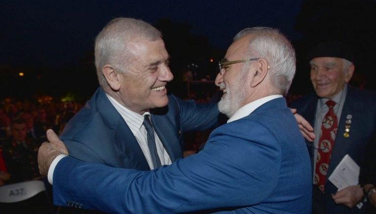 Μελισσανίδης για Ιβάν και Μαρινάκη: «Καλός άνθρωπος ο Σαββίδης -Η νέα συμμαχία είναι παρά φύση»