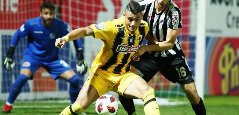 AEK - Λαμία 2-1 (ΤΕΛΙΚΟ)
