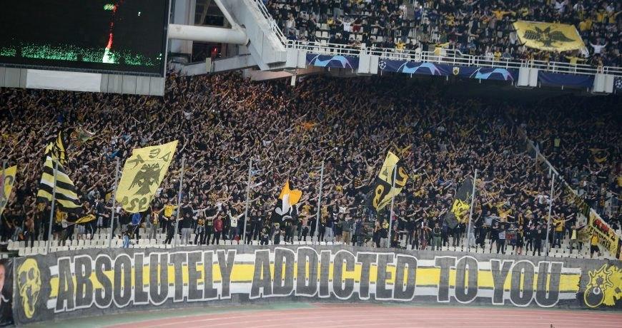 ΠΑΝΙΚΟΣ: 30.000 οπαδοί της ΑΕΚ έπιασαν θέση για το ματς με την Μπάγερν Μονάχου!