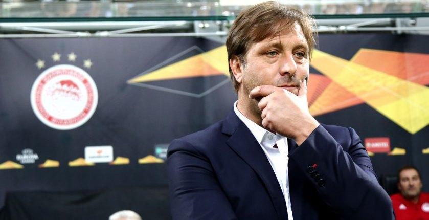Μαρτίνς: «Θέλουμε τη νίκη με την ΑΕΚ για να φτιάξουμε ξανά νοοτροπία νικών»