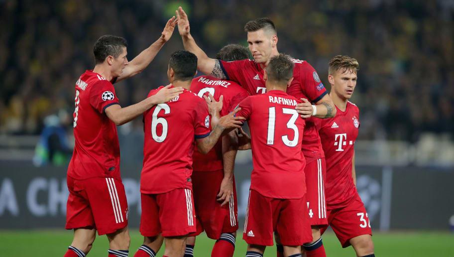Συνέχισε με νίκη η Μπάγερν Μονάχου, 2-1 τη Μάιντζ εκτός έδρας