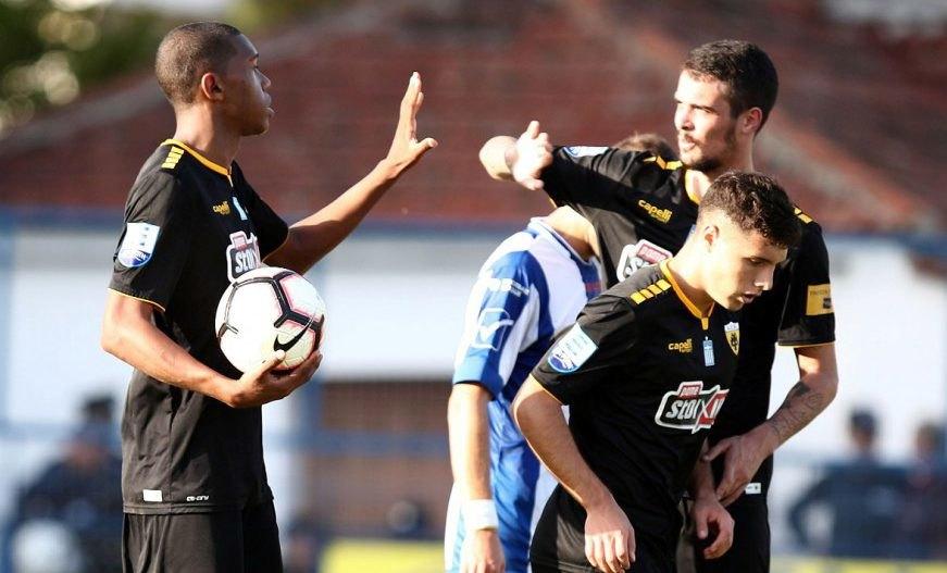 Οι νέοι είναι (πολύ) ωραίοι, 4-0 η ΑΕΚ στη Λάρισα!