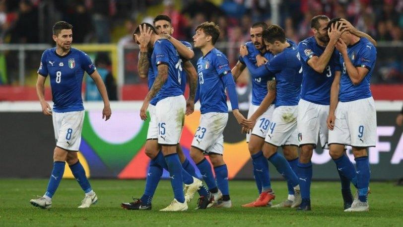 Λύτρωση στο 92' για την Ιταλία!