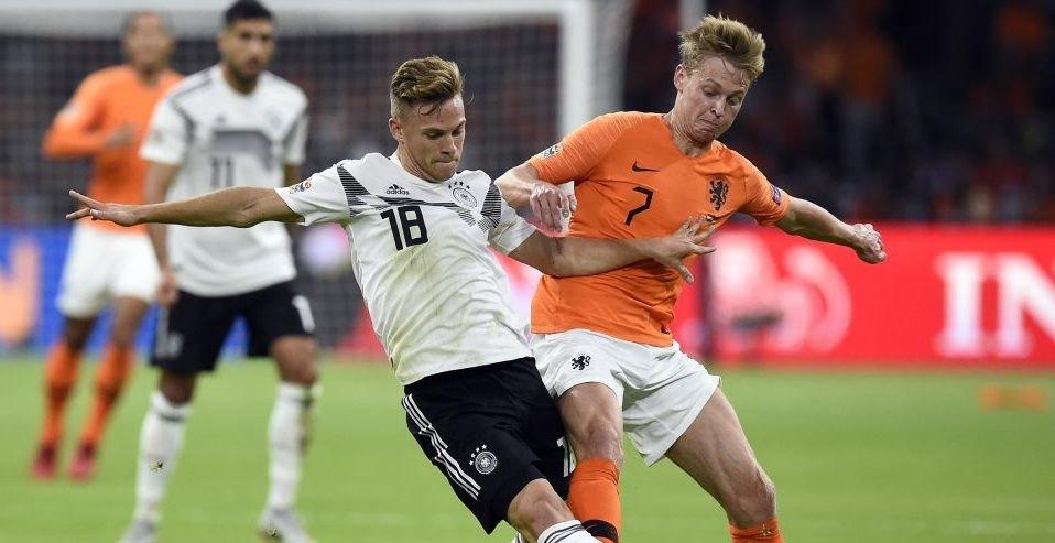 Είδε... αστεράκια η Γερμανία στο Αμστερνταμ! - Της έκανε πλάκα η Ολλανδία (3-0)