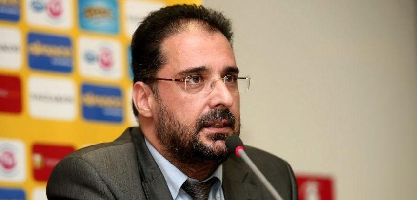 Αλεξίου: «Θέλουμε όλους τους τίτλους σε όλα τα ομαδικά αθλήματα»
