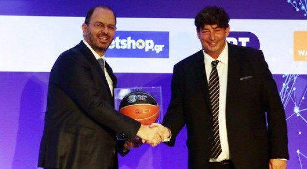 Με κάθε επισημότητα «Betshop.gr Basket League»