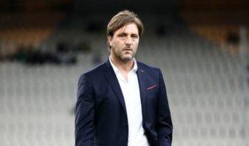 Μαρτίνς: «Η ΑΕΚ μπήκε καλύτερα στο πρώτο ημίχρονο»