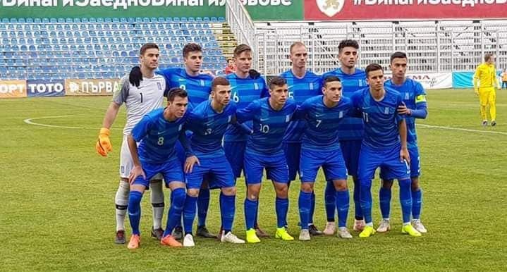 Σκόραρε ο Μπότος στην νίκη της Εθνικής Νέων επί της Ρουμανίας!