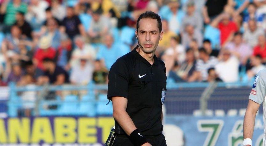 Ο Διαμαντόπουλος θα διευθύνει το ΑΕΚ-Ατρόμητος