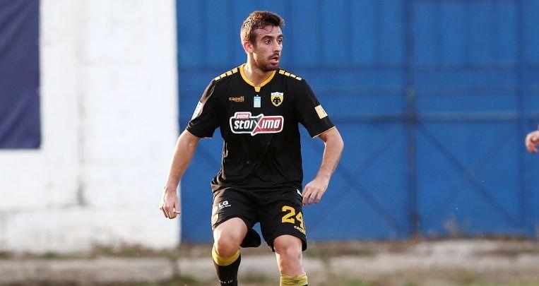 Σβάρνας: «Τυχερός που παίζω στην ΑΕΚ - Προτεραιότητα μας το πρωτάθλημα»