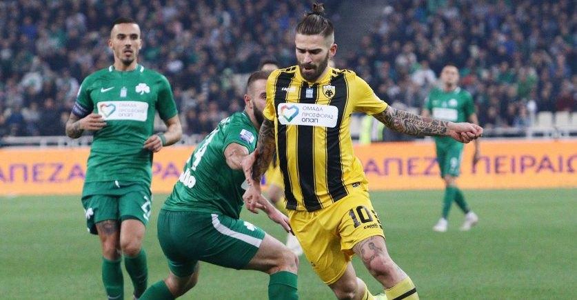 Στην 4η θέση η ΑΕΚ - Αποτελέσματα, βαθμολογία και επόμενη αγωνιστική στη Super League