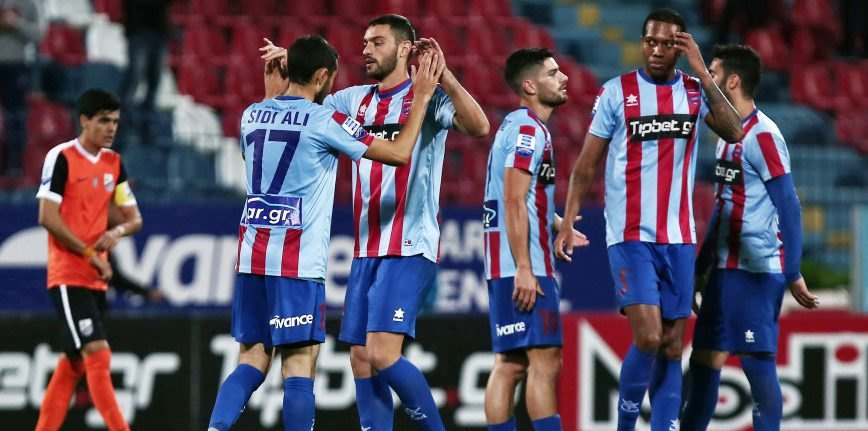 Eπιασε την ΑΕΚ στην 7η θέση ο Πανιώνιος στην βαθμολογία της Super League!