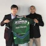 Ανέλαβε ομάδα της Νότιας Κορέας ο Ζοζέ Μοράις (ΦΩΤΟ)
