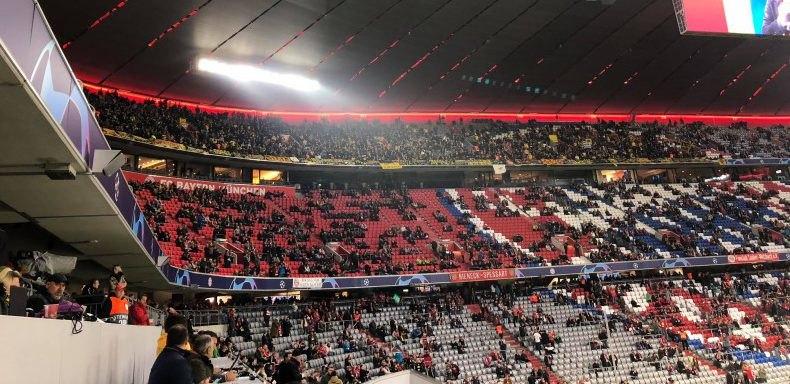 «Κιτρινίζει» η Allianz Arena! (VIDEO)