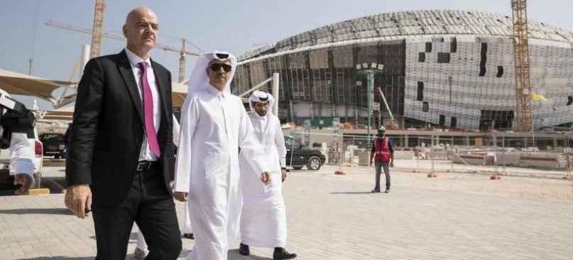 Ο Ινφαντίνο θέλει από τώρα 48 χώρες στο Μουντιάλ του Κατάρ!