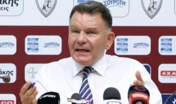 Κούγιας: «Καλύτερη ομάδα του πρωταθλήματος ο ΠΑΟΚ»
