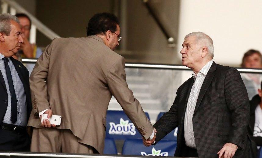 """Μελισσανίδης: """"Το νούμερο ένα αθλητικό κέντρο στην Ελλάδα"""""""