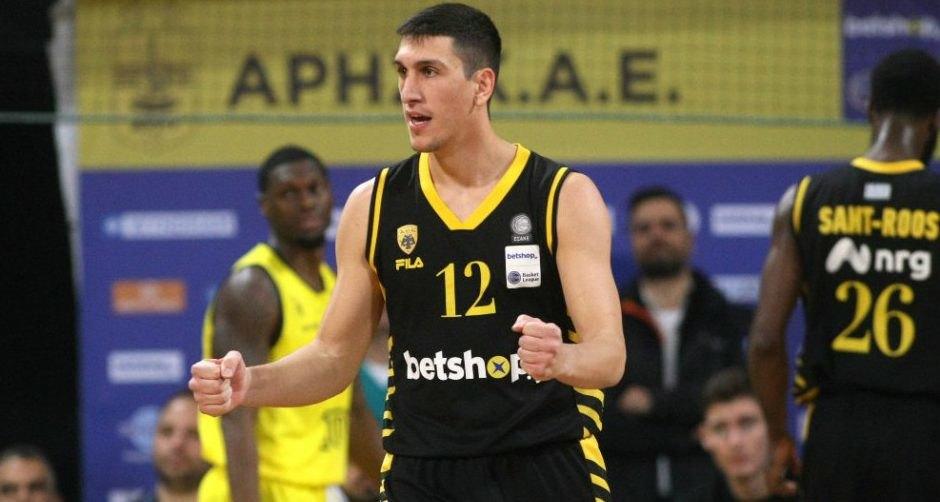Λαρεντζάκης: «Ήμασταν συγκεντρωμένοι και παίξαμε καλά στην άμυνα»