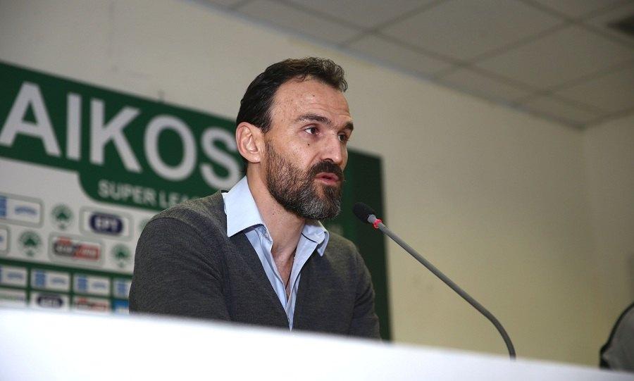 Νταμπίζας για μεταγραφές στον ΠΑΟ: «Αρμενάκας και τέλος»