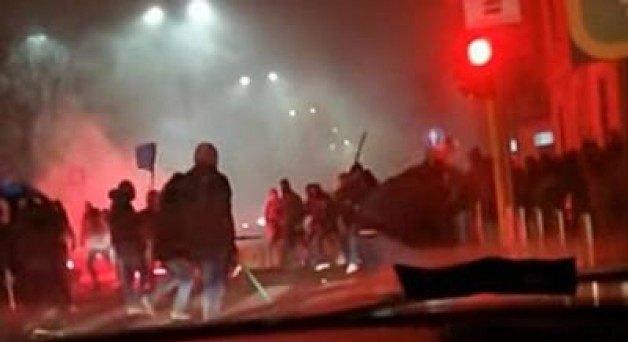 Nεκρός οπαδός της Ίντερ - Μαχαιρώθηκε σε επεισόδια με οπαδούς της Νάπολι