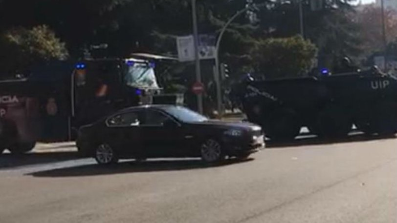 Σε κατάσταση συναγερμού η Μαδρίτη για το Ρίβερ Πλέιτ-Μπόκα Τζούνιορς - Βγήκαν μέχρι και... τανκς! (VIDEO)