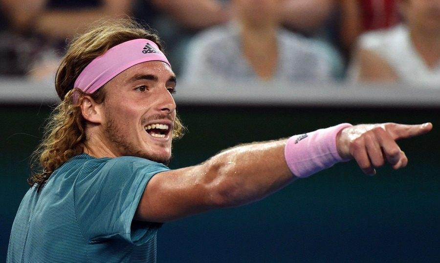 Ραντεβού με την ιστορία ο Τσιτσιπάς - Προκρίθηκε και παίζει με Φέντερερ στους «16» του Australian Open!