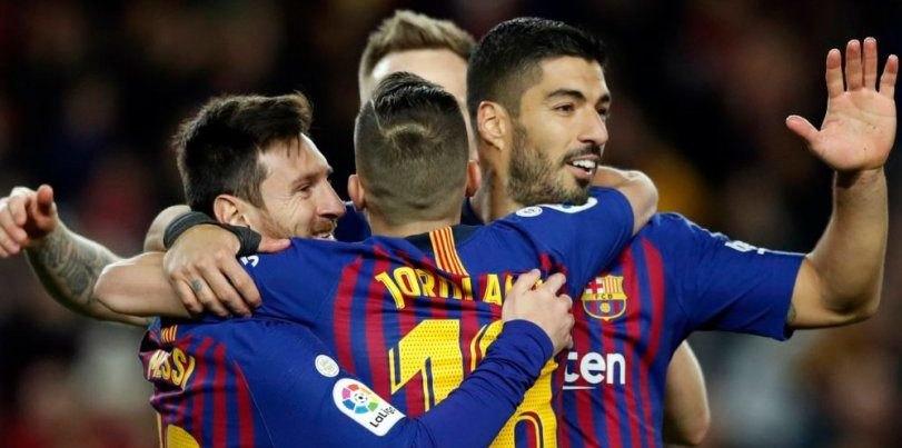 Κινδύνει ακόμα και με αποκλεισμό από το Κύπελλο Ισπανίας η Μπαρτσελόνα