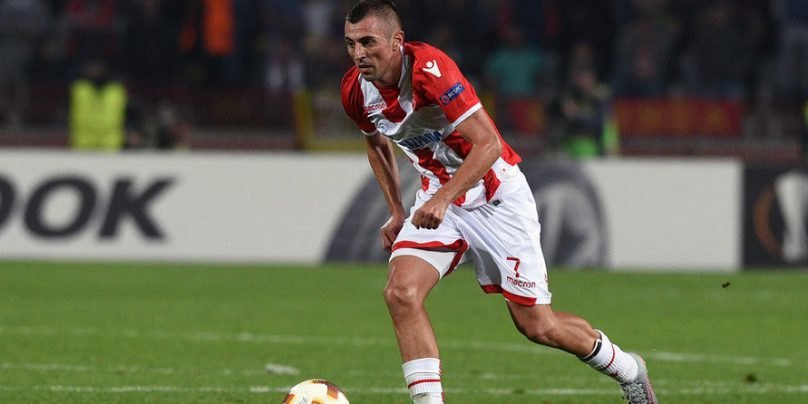 Ο Κρίστισιτς έγινε... παίκτης της ΑΕΚ (ΦΩΤΟ)