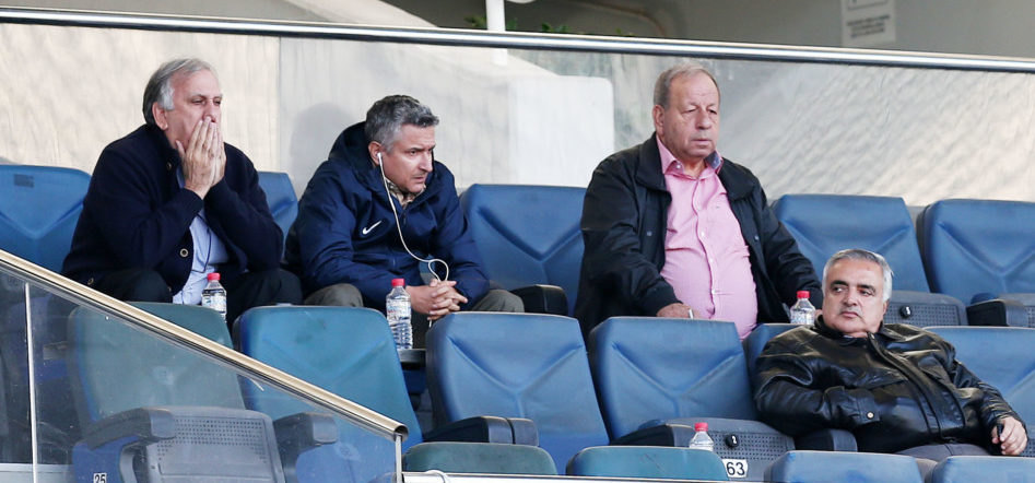 Στα χνάρια των... αφεντικών του: Ο Σπανός θέλει ξένους διαιτητές με την ΑΕΚ!