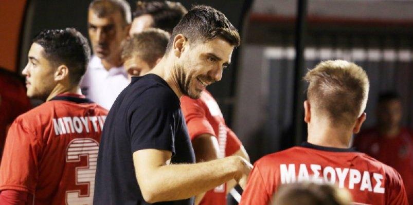 Κατσουράνης: «Ο Μπεργκ κάνει περισσότερα πράγματα στο γήπεδο από τον Πρίγιοβιτς»
