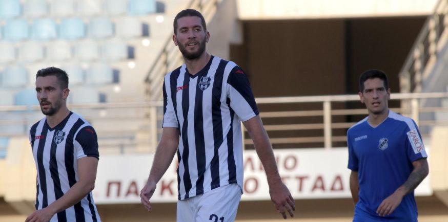 Ζήτησε να φύγει από τον Απόλλωνα Σμύρνης ο Τζανετόπουλος
