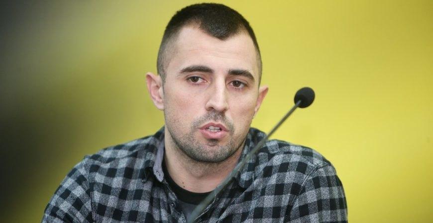 Εικόνες από την παρουσίαση του Κρίστιτσιτς στην ΑΕΚ