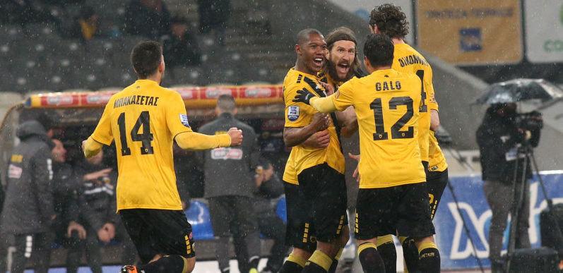 Γκολ και φάσεις από το ΑΕΚ - Αστέρας Τρίπολης 3-0 (VIDEO)