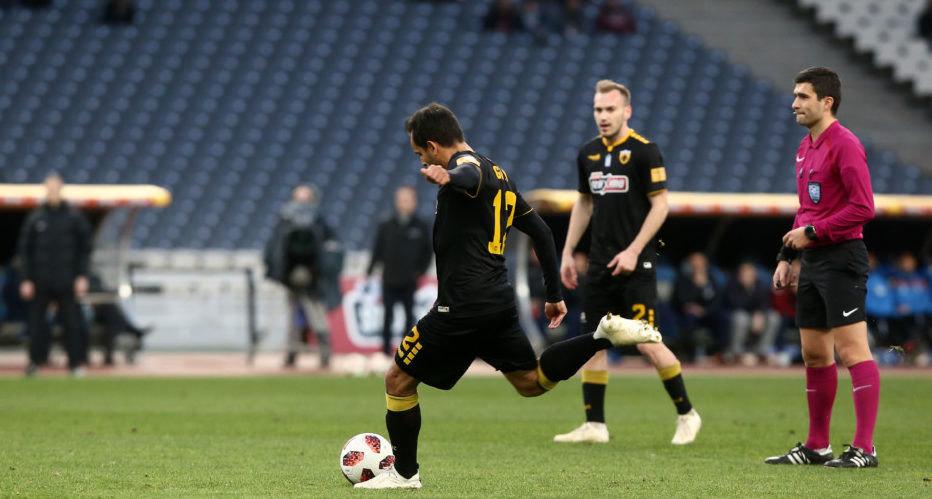 Τα γκολ της ΑΕΚ κόντρα στον Κισσαμικό για το 2-0 (VIDEO)