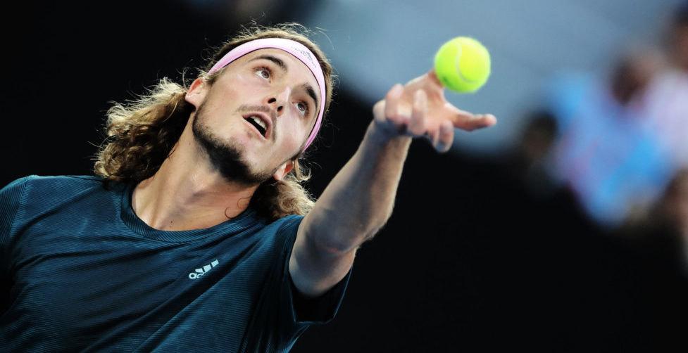Κορυφαίος Έλληνας τενίστας ο Τσιτσιπάς