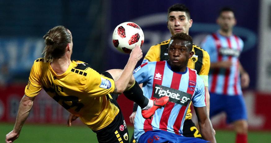 Ανοιχτοί λογαριασμοί στις πρώτες θέσεις της Super League, πήρε απόσταση η ΑΕΚ από τον Ατρόμητο