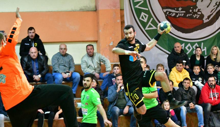 Τελικό η ΑΕΚάρα! -Κέρδισε ξανά με 23-14 τον Διομήδη Αργους!