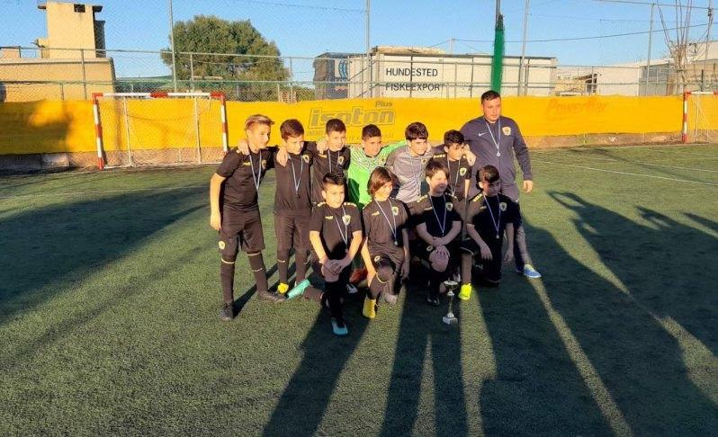 Το πρόγραμμα των ακαδημιών Futsal