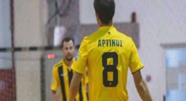 Μεγάλη ανατροπή με Δούκα η ΑΕΚ στο futsal
